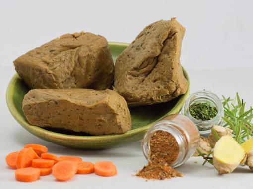 Seitan & ingrediënten