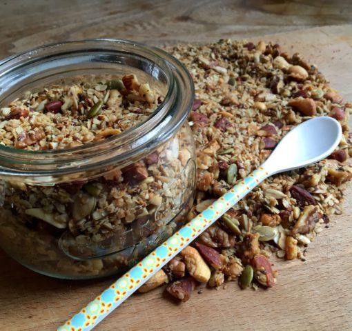 Heerlijke granola